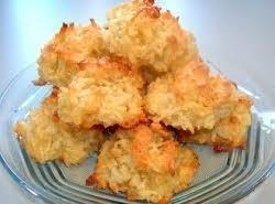 Out Of This World Coconut Macaroons Recipe