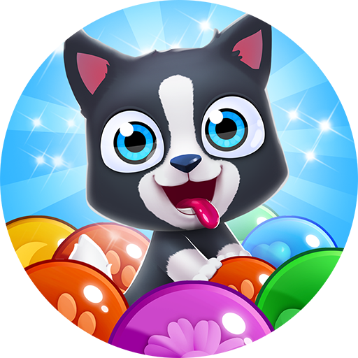 Pet Paradise - Bubble Shooter