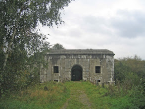 Photo: Le fort d'Haasdonk