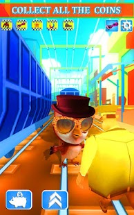 Subway Professor Owl Run - náhled