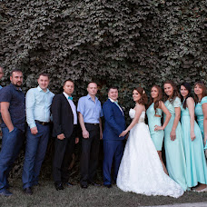 Wedding photographer Aleksandra Khlebnikova (YourAlexandra). Photo of 28.10.2016