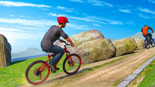 Offroad Bicycle BMX Riding 1.5 Screenshots 12