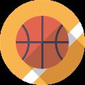 バスケのニュースを手軽に - バスケットボールの新聞 icon