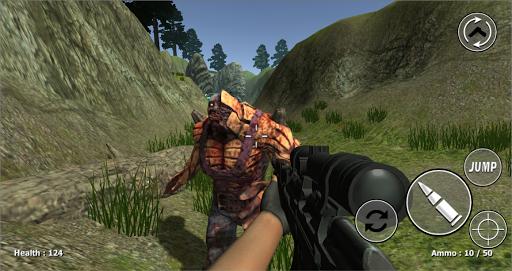 Zombie Evil Kill 2 - Dead Horror FPS apktram screenshots 5