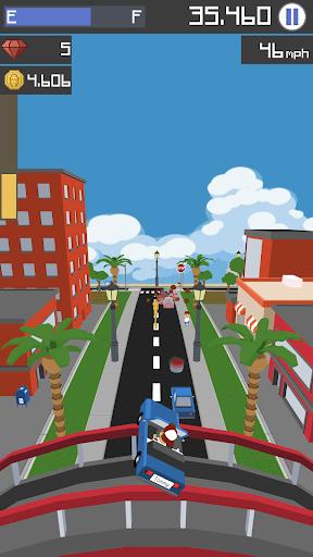 Crosswalk Joyride mod apk 0.1 screenshots 2