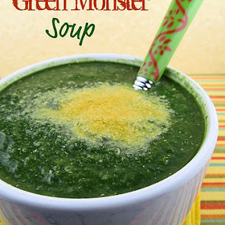 Green Monster Soup.