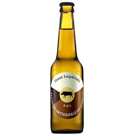 BAL stout impériale - brasserie du luberon