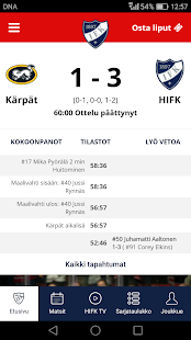 HIFK- screenshot thumbnail