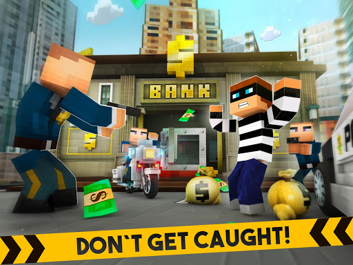 ud83dude94 Robber Race Escape ud83dude94 Police Car Gangster Chase 3.9.4 screenshots 7