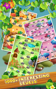 Download Flower Crush Jello – Match 3 Puzzle For PC Windows and Mac apk screenshot 3