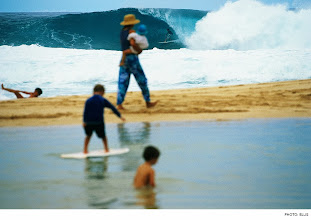 Photo: Photo of the Day: Shane Dorian, Backdoor. Photo: Ellis #Surfer #SurferPhotos