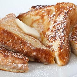 Sweet Toast Recipes