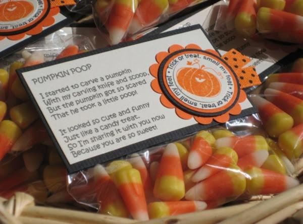 Pumpkin Poop (candy Corn) Recipe