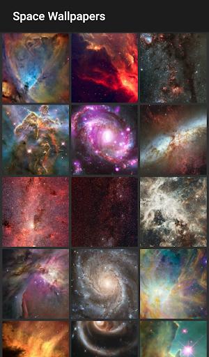 Space Wallpapers 1.0 screenshots 1