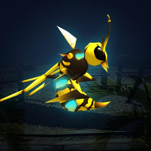 Wasp Survival Simulator