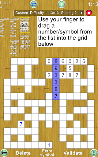 Number Fit Puzzle  screenshots 9