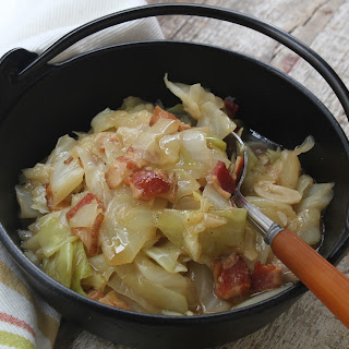 Smothered Cabbage.