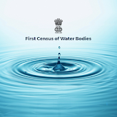 First Census of Water Bodies Mobile App