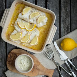 Lemon Butter Cod.