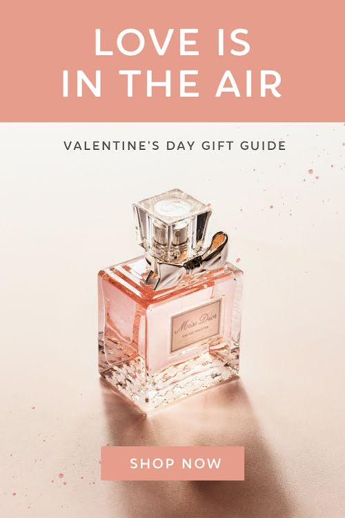 Valentine's Day Gift Guide - Valentine's Day Template