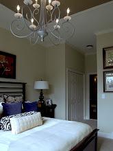 Photo: The master bedroom in the MORGAN model townhome at Greyledge Estates, Albany, NY