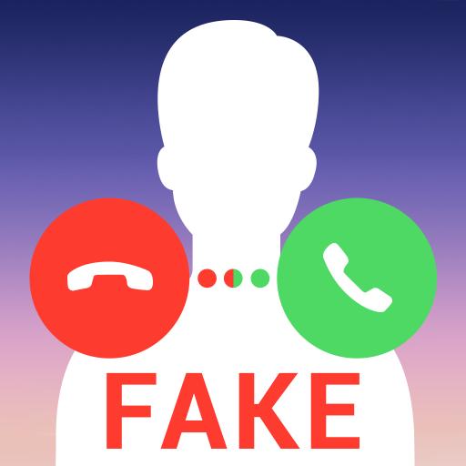 Fake Call Screen PRO Icon