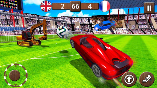 Car Rocketball Turbo Soccer League 1.0 screenshots 23