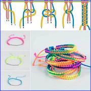 Easy Bracelet Tutorial