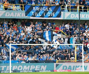 Le Club de Bruges pourra compter sur un grand nombre de supporters à Madrid