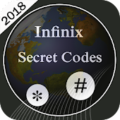 Secret Codes of infinix