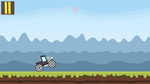 Turbo Truck Jump and Crash