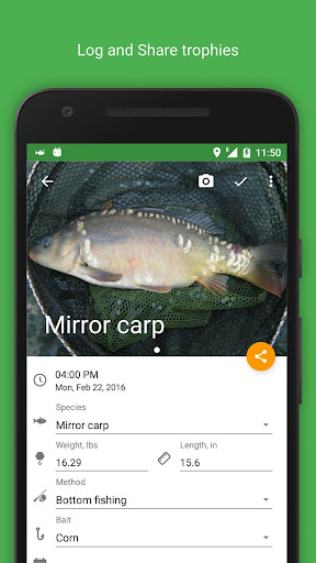 玩免費運動APP|下載FishMemo - fishing tracker app不用錢|硬是要APP