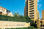 Service Apartments for Sale on Golf Course Road - Emaar The Palm Springs in Gurgaon