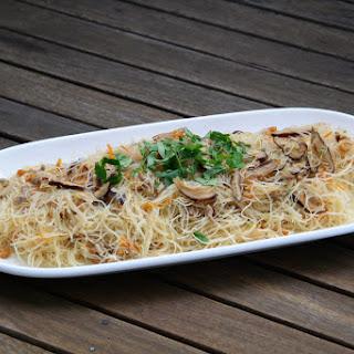 Taiwanese Style Fried Vermicelli (台式炒米粉) Recipe
