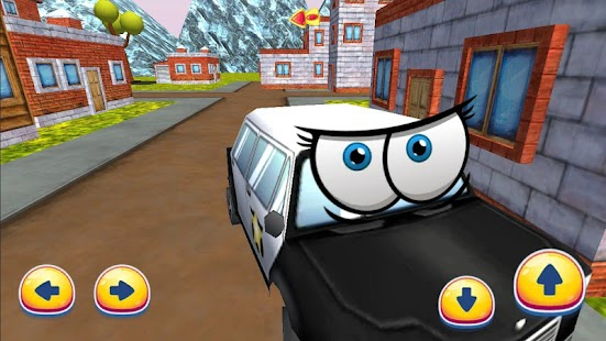 Cartoon Parking- screenshot thumbnail
