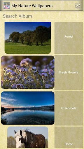 我自然壁紙|玩攝影App免費|玩APPs