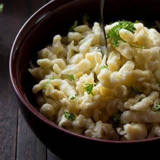 Spaetzle Noodles Recipes.