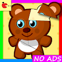 Puzzle For Kids Children PRO icon