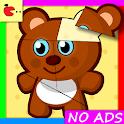 我的第一个难题 - 拼图儿童 - 拼图的孩子 icon