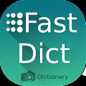 Fast Dict English-Kurdish