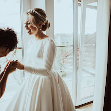Jurufoto perkahwinan Ekaterina Davydova (Katya89). Foto pada 12.08.2019