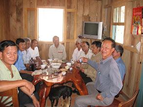 Photo: Ở nhà bạn Phò, một thân hữu ở Dalat