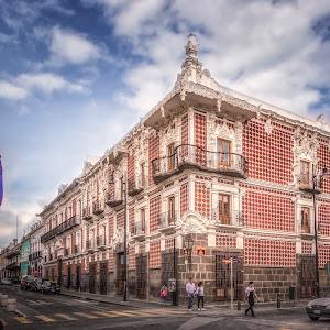 Mexico - Puebla - Casa Alfeñique-1.JPG