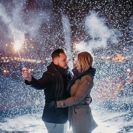 Wedding photographer Dmitriy Gurichev (Gurichev). Photo of 23.11.2017