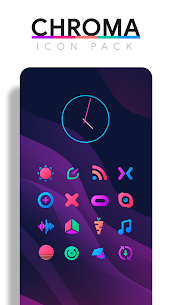 Chroma – Icon Pack 1