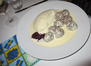 Photo: .....and endless orders of Swedish meatballs