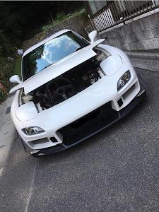 RX-7  FD3S 4型 TypeRSのカスタム事例画像 kan@お次 近藤夏子 広島フードスタジアムさんの2018年09月03日21:50の投稿