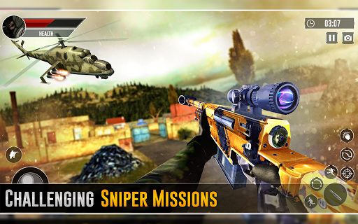IGI Sniper 2019: US Army Commando Mission 1.0.13 17