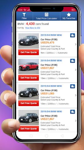 Free Used Cars In Japan Apk Com Usedcars Japan Safemodapk App