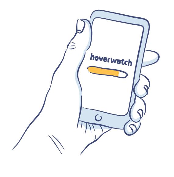 Hoverwatch spy phone